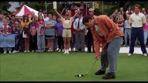 Happy Gilmore - The Final Putt on Make a GIF