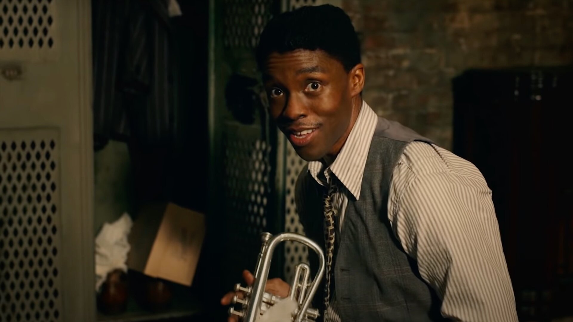 Chadwick Boseman: A Man Among Men' Promo Trailer for MA RAINEY'S BLACK  BOTTOM on Netflix Today — GeekTyrant